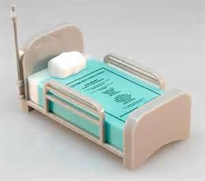 hospital bed deal toy